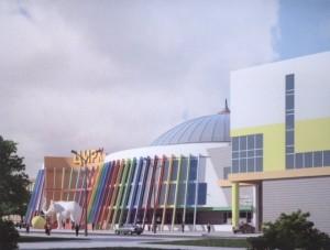 Строительство пензенского цирка закончится в 2015 году
