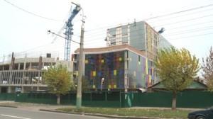 Выявлено нарушение в работе компании, строящей цирк в Пензе